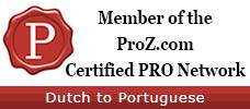 Proz PRO Gecertificeerd Nederlands-Portugees